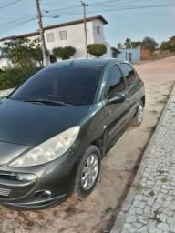 Peugeot 207 sem entrada 2013
