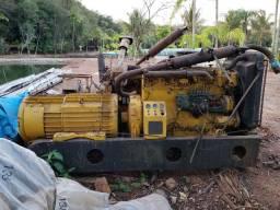 Gerador Motor Scania 125 KVA trifásico