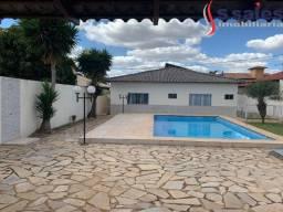 Conforto! Casa com Lazer completo e 4 Quartos em Vicente Pires