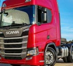 Scania 2021 0 km