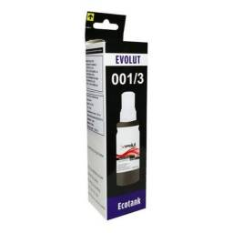 Refil De Tinta Compatível Preto Para Ecotank Epson Hp Canon 100Ml