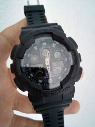 Relógio Casio G-Shock (A prova d'água) GA-100