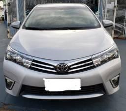 Toyota/Corolla GLI 1.8 Modelo 2017 Automático (CVT)