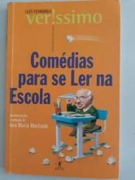 Livro Comédias para se ler na escola / autor Verissimo
