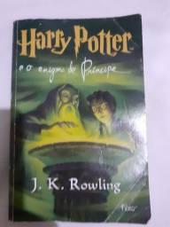 Livro do hary potter
