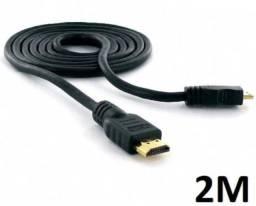 Cabo HDMI 2m atacado