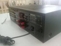 Receive Rádio Amplificador Yamarra modelo rx