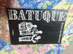 Livro Batuque