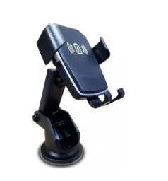Suporte Carro para Celular Veicular Carregador Indução Wireless