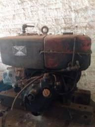 Maquina de soldar e motores