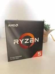 Ryzen 5 3600 (32B Cache, 3.6 GHz, AM4)