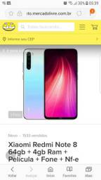 Xiaomi readmi note 8