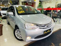Título do anúncio: Toyota Etios 2013 1.5 xls sedan 16v flex 4p manual