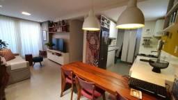 Título do anúncio: Apartamento com 2 dormitórios para alugar, 62 m² por R$ 2.500,00/mês - Aeroclube - João Pe