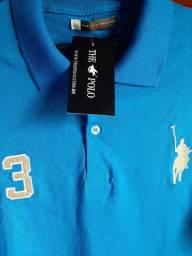 Título do anúncio: Camisa Club Polo Collection original