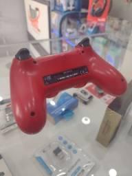 Título do anúncio: Controle PS4 Bluetooth (Serve Para PC)