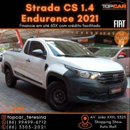 Título do anúncio: Fiat Strada Endurence CS 1.4 2021