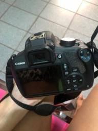 Título do anúncio: Canon t5