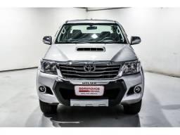 Título do anúncio: Toyota Hilux 3.0 SRV 4X4 CD 16V TURBO INTERCOOLER DIESEL 4P AUTOMATICO