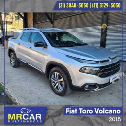Título do anúncio: Fiat Toro Volcano 2.0 diesel AT9 4x4 2018