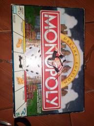 Jogo Monopoly - Deluxe Edition  - em inglês