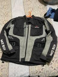 Título do anúncio: Jaqueta motociclista semi nova