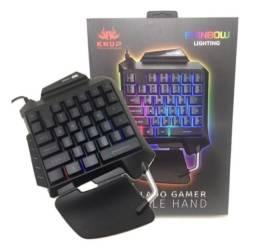 Teclado Gamer RGB