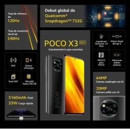 Celular Xiaomi/Poco X3 NFC, 128gb 6gb RAM.
