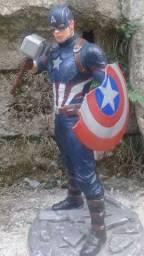 Título do anúncio: Capitão América vingadores impressão 3d
