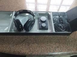 Título do anúncio: Headset astro a40 tr + mixamp pro semi novo ps4/pc ( não troco )