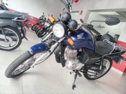 Título do anúncio: Honda Cg 125 Cargo Ks, sem entrada 12x650 no cartão de crédito, aceito só moto, só chamar