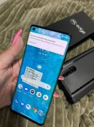 Título do anúncio: Celular Motorola Edge 128G com nota na garantia