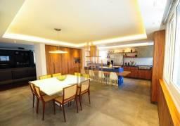 Título do anúncio: Apartamento 295m2 com 4 dormitórios, sendo 3 suítes, 2 vagas de garagem para locação, Suma