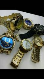 Relógios invicta melhor qualidade do Brasil