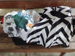Título do anúncio: Vendo lote de roupas para brechó