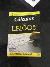 Título do anúncio: Cálculo para leigos