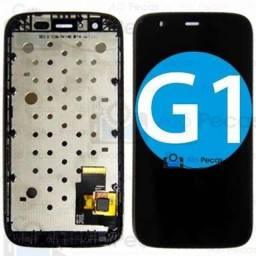 Combo Tela Touch Display Motorola G1 G2 G4 G6 G7 G4 Plus e muito mais