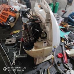 Assistência técnica motoserra roçadeiras
