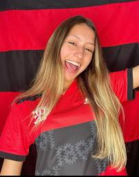 Camisas Femininas Flamengo Novas