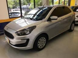 Ford-2020 KÁ 1.0 SE -Flex-Único Dono! Garantia Fábrica!!!