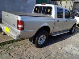 Título do anúncio: Ranger 2001 4x2 4 cilindros com GNV