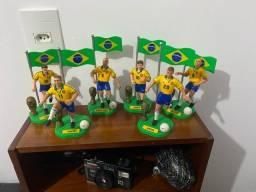 Bonecos jogadores da copa de 1998 Raridade