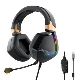 BlitzWolf® BW-GH2 Gaming Headphone 7.1  RGB