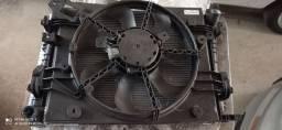 Conjunto radiador renalt captor 2018
