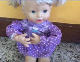 Vendo linda boneca little mommy