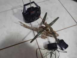 Elicoptero de controle apache ah 64