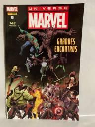 Hq Universo Marvel - N° 05 - Grandes Encontros