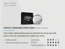 Cera carnaúba native vonixx 100ml