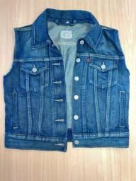 Colete Jeans Levis