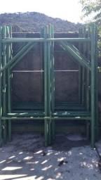 Título do anúncio: Andaimens 2,15 altura x 1,70 largura